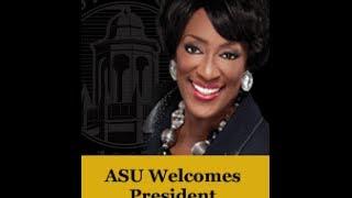 Jamarcus Newton CMM.440.01 Media Advertising and Sales February 16, 2014 Gwendolyn E. Boyd- New ASU President - 114th...