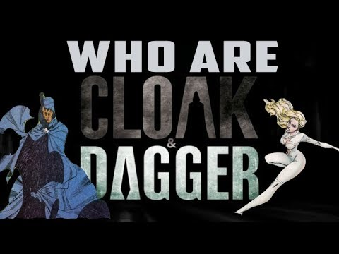 Origin of Cloak and Dagger - History of Tandy and Tyrone!