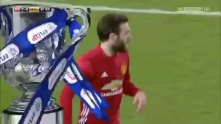 Manchester United VS Hull City EFL CUP All Goals And Highlights HD 2016/17