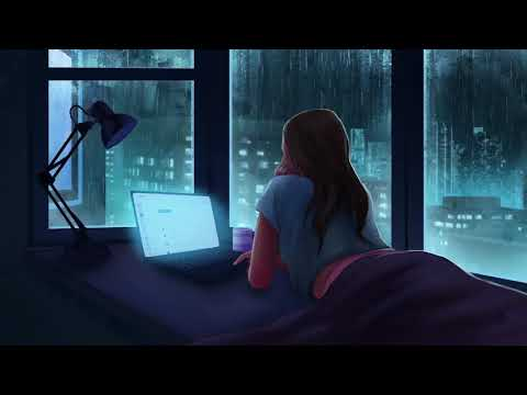 Late Night Melancholy - (EA7) CHILL Lofi Piano Beat | Study Session 📚 (1 hour Loop)