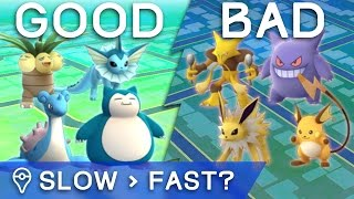 WHY ALAKAZAM SUCKS IN POKÉMON GO (AND HOW TO FIX IT) by Trainer Tips