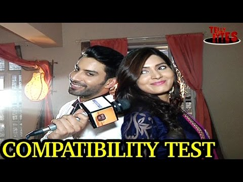 EXCLUSIVE! Kunal and Meghna take the COMPATIBILITY