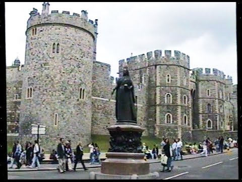 London. A Trip to Windsor and Eton