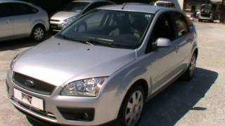 2008 Ford Focus 1.8 TDCi Trend Full Review,Start Up, Engine, And In Depth Tour