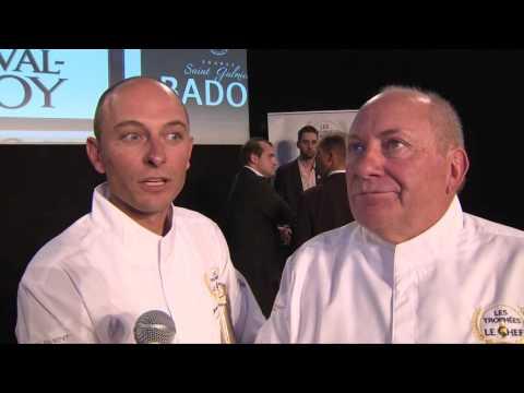 Interview de René et Maxime Meilleur - Chef de l'Année 2015