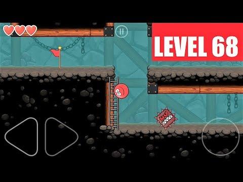 Red Ball 4 level 68 Walkthrough / Playthrough video.