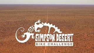 2017 Simpson Desert Bike Challenge Movie