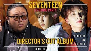 Listening Party: Seventeen Director's Cut Album Reaction - First Listen