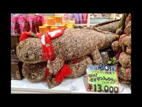 發現日本商場裡這麼惡搞的聖誕樹