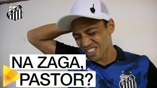 Pasmem: o pastor ARTILHEIRO já foi zagueiro... Isso mesmo! Tem coisas que você só fica sabendo na Santos TV... Inscreva-se na Santos TV e fique por dentro ...