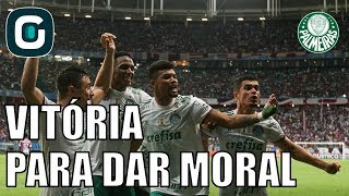 Com jogo pegado, Verdão marca 4 no Bahia e começa a melhorar rendimento no Brasileirão. Acompanhe também as nossas...