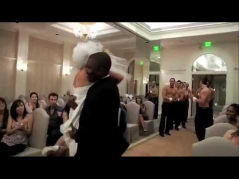 12 SURPRISE WEDDING DANCES THAT NOBODY SAW COMING