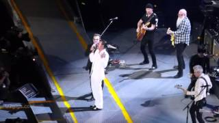 U2 & Eagles Of Death Metal - People Have The Power, Paris 2015-12-07 - U2gigs.com