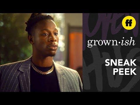 grown-ish Season 2, Episode 20 | Sneak Peek: Is Joey Bada$$ Offering Zoey a Job? | Freeform
