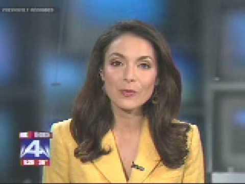 KDFW News Anchor Blooper