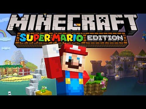 minecraft mario mash up pack download