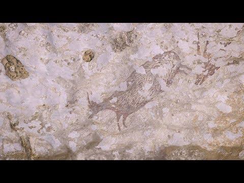Video - Ανακαλύφθηκε στην Ινδονησία η αρχαιότερη σκηνή κυνηγιού