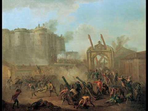Der Sturm auf die Bastille - Auftakt zur Französischen  ...