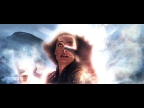 X2: X-Men United (2003) - Final Jean Grey Scene