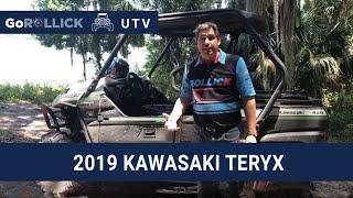 8. 2019 Kawasaki Teryx Review & Test Ride