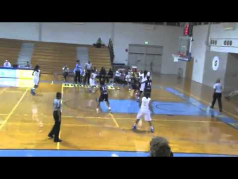 Goucher vs. Washington Adventist Highlights - 12/2/13