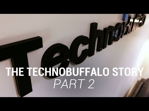 technobuffalo - The TechnoBuffalo Story Part 2 If you missed Part 1 of the TechnoBuffalo Story - https://www.youtube.com/watch?v=Wc7cJ6WB8Fo All of us here at TechnoBuffalo ...