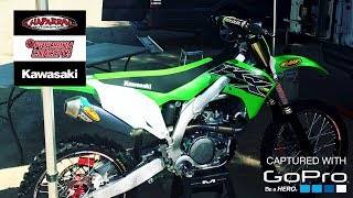 10. 2019 KX450 Testing | Milestone MX (extended track) —Robby Bell