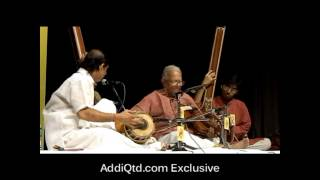 PROF T.N. KRISHNAN - Violin Performance - PART 4 SPICMACAY 2013