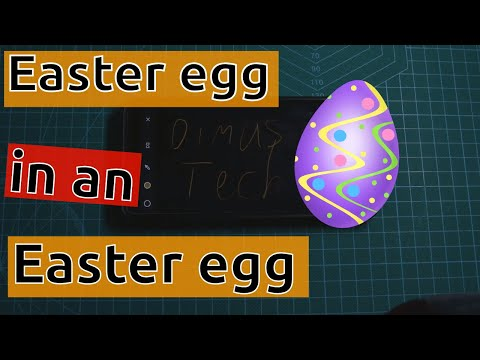 The Easter egg of Android Pie Easter egg
