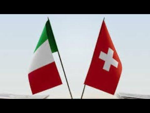 confronto italia - svizzera