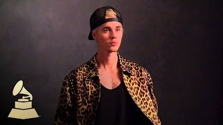 Justin Bieber | Backstage Photoshoot | 58th GRAMMYs full download video download mp3 download music download