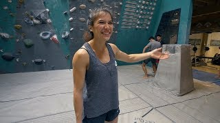 Exploring Great Gyms - Episode 2 - Block'Out Cergy by Eric Karlsson Bouldering