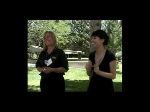 Flair Affair: 1st episode Intro, Roving Reporter, & Bloopers