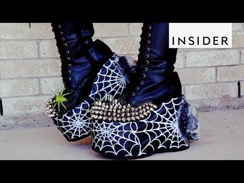 Killer Heels Inspired by Horror Stories