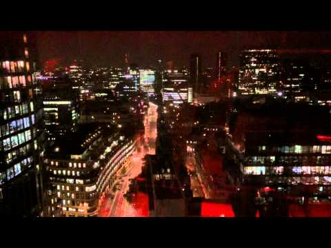 Sushi Samba Heron Tower London 40-0 elevator Lift Ride