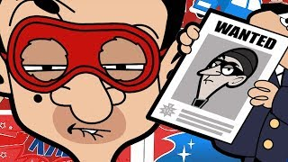 Video Super-Bean | Funny Episodes | Mr Bean Cartoon World download in MP3, 3GP, MP4, WEBM, AVI, FLV January 2017