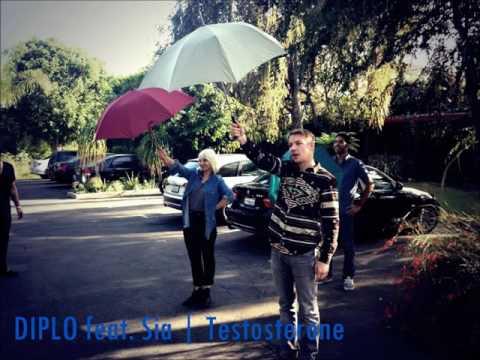 Diplo feat. Sia - Testosterone (Audio)