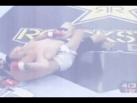 devela - SCBrand MMA fighter Luke Rockhold smashed Cory Devela in the first 30 seconds of Strikeforce Challenger Series in Kent Washington June 19th 2009 as broadcast...