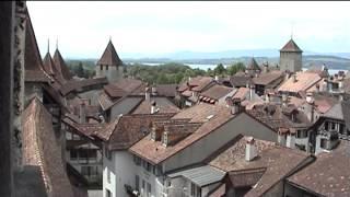 Murten Switzerland  City pictures : Mittelalterliche Stadt Murten (Historical town Murten in Switzerland)