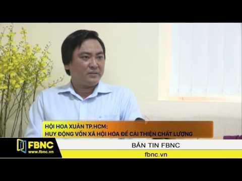 TP.HCM: Huy động vốn xã hội hóa để cải thiện chất lượng Hội Hoa Xuân 2016