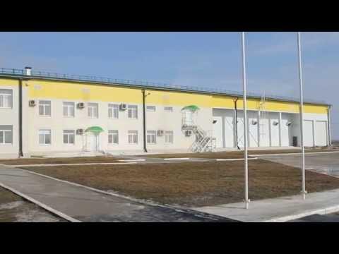 Acting Governor of Stavropolsky Krai V.V. Vladimirov Visits  Gvardia Meat Plant