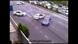 Real Life Need For Speed: Police vs Drifters