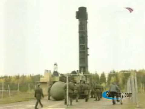 Topol M missile - This is a video on the Deadly SS-27 Russian ICBM. This is the new Generation of the 