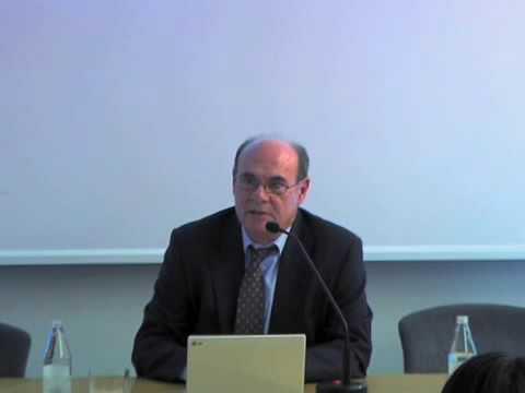 Andrés Garcia Reche en el Foro de Financiación 2009