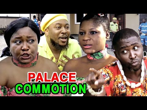Palace Commotion Season 7&8 - NEW MOVIE '' Destiny Etiko & Ebele Okaro 2020 Latest Nigerian Movie
