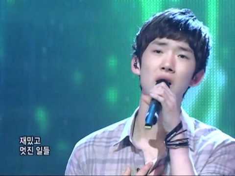2AM – This Song (투에이엠-이노래)@SBS Inkigayo 인기가요 20080817