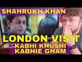 Emotional SHAHRUKH KHAN Scene Reaction!!! KABHI KHUSHI KABHIE GHAM