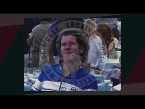 """Instantané """"Monaco en films"""" : Open de tennis de Monte Carlo 1980"""