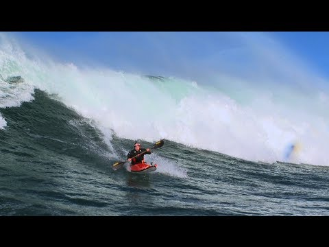 Big Wave Kayaking