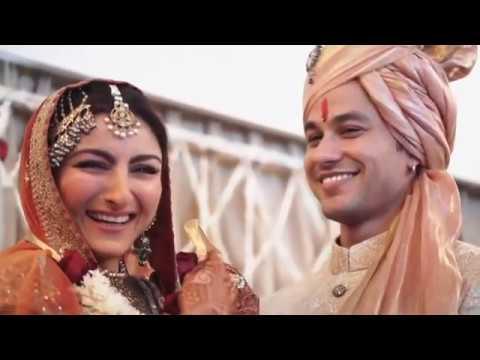 Soha Ali Khan & Kunal Khemu Wedding Video   Bollywood Celebrity Wedding   Saif Ali Khan   Kareena K
